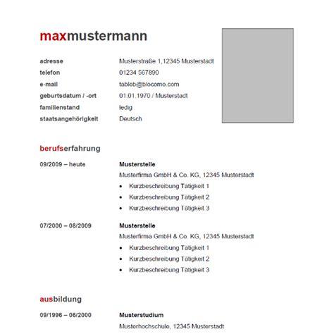 Vorlage Lebenslauf Schweiz Word Vorlage 62 Tabellarischer Lebenslauf