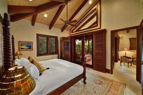 bali house tropical bedroom hawaii  rick ryniak
