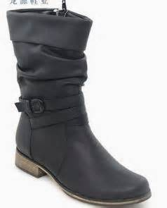 Sepatu Boots Hak Tinggi sepatu fashion model untuk anak jual sepatu fashion