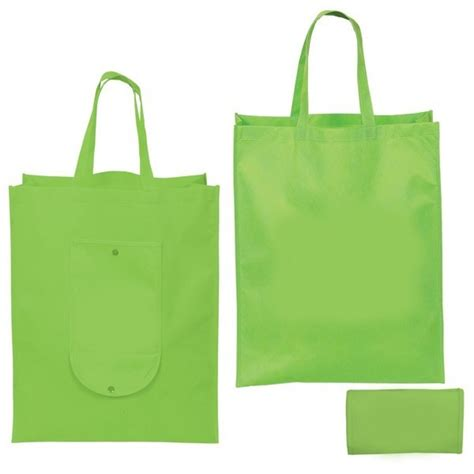 Tote Folding Bag reusable folding shopping bags custom folding totes