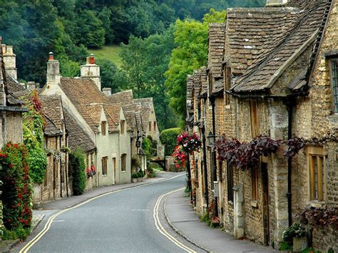 Rural Cottages Uk by One Day South Cotswolds Driver Guided Tour