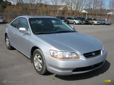 2000 honda accord coupe silver satin silver metallic 2000 honda accord ex coupe exterior