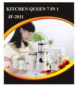 Multifungsi Juicer power juicer and blender kitchen cook 7in1