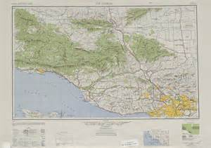 maps united states map los angeles