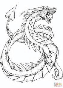 mythical dragons coloring pages kindex the sand dragon coloring page free printable
