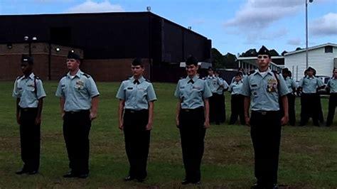 army jrotc class b uniform car tuning jrotc promotion ceremony doovi