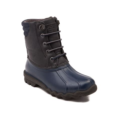 duck boots for boys upc 646881328170 youth tween sperry top sider avenue