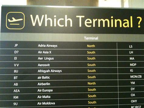 airasia which terminal simplyapost airasia gatwick terminal south