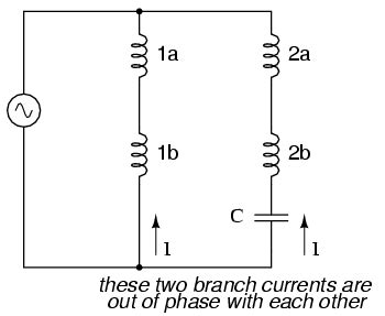 series capacitor phase shift polyphase motor design tutorials polyphase ac circuits