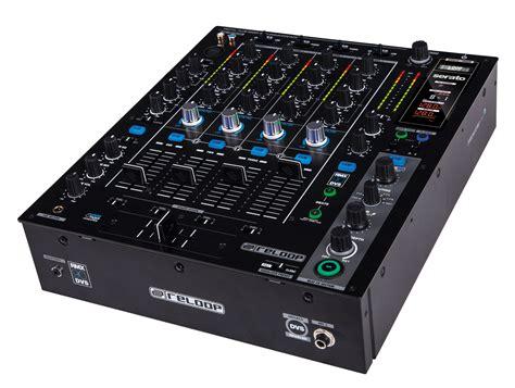 console dj console de mixage 4 voies reloop rmx 90 dvs pour serato dj