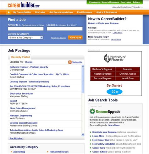 top 10 mba job search websites mba highway mba job search and