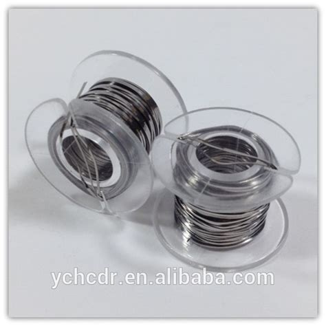 Nikelin Chrome Nichrome Wire nickel chrome alloy element wire electrical nichrome alloy flat 80 wire buy nickel chrome