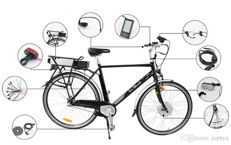 2017 Easy Diy Electric Bike Kit With Battery Electric