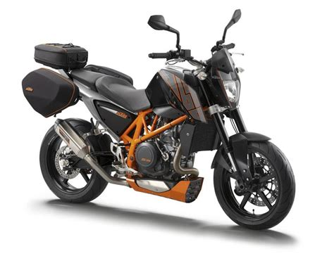 Ktm 690 Duke Accessories Ktm 690 Duke Arrives In Uk With Stunt And Touring