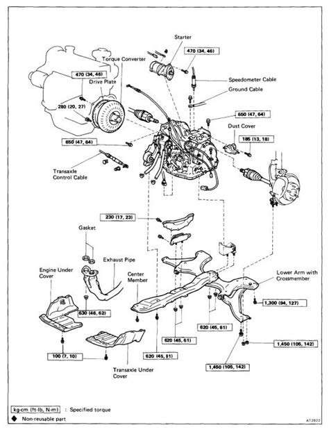 automotive service manuals 1997 toyota previa transmission control toyota corolla transmission diagram toyota free engine image for user manual download