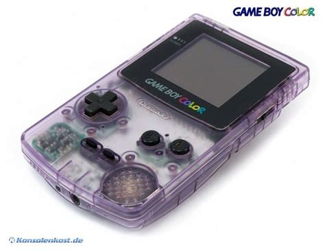 atomic purple gameboy color gameboy color konsole clear atomic purple tetris