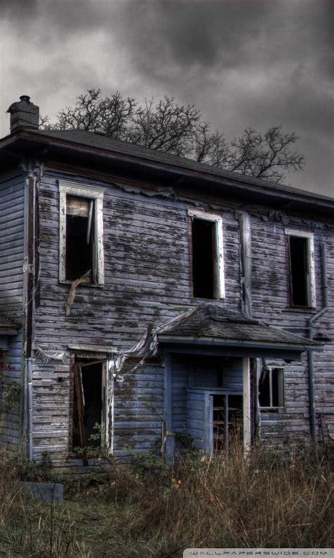 haunted house  hd desktop wallpaper   ultra hd tv