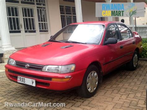 Toyota Corolla Hatchback 1993 Used Toyota Luxury Sedan 1993 1993 Toyota Corolla Xli