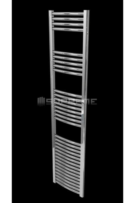 bathroom radiators 400mm wide 400mm wide 1760mm high chrome curved towel radiator