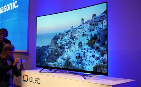 Tv Oled Panasonic panasonic unveils flagship oled tv for u s reviewed televisions