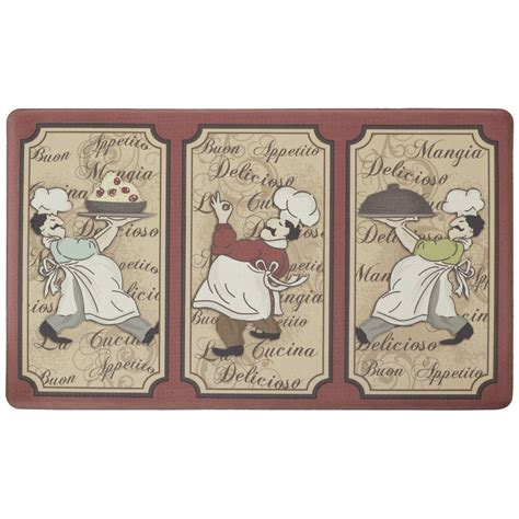Chef Gear Mat by Chef Gear Chef Of The Year 18 In X 30 In Foam Comfort
