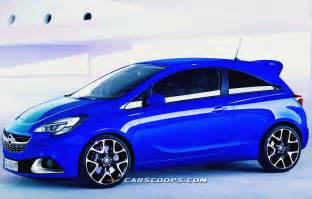 Opc Opel Corsa New Opel Corsa Opc Gets 210ps 1 6l Turbo Claims Leaked Doc