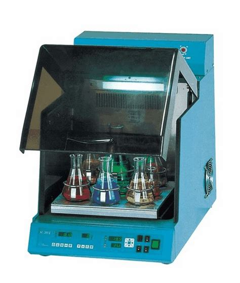 laboratory bench top lab companion benchtop refrigerated shaking incubator 53 l 230vac 60hz from cole parmer