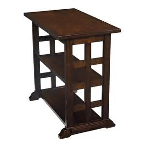 Chair Side Table Signature Design By T017 477 Braunsen 14 1 8 W Chair Side End Table In Brown Homeclick
