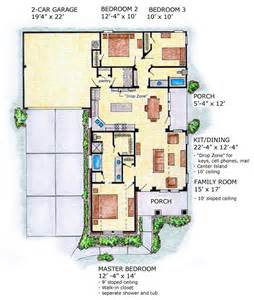Homeplans House Plan 56503 At Familyhomeplans Com