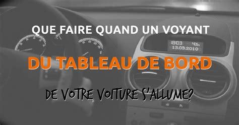 Voyant Robinet Voiture by Voyant Moteur Allum 233 Ou Orange Quels Risques Pour