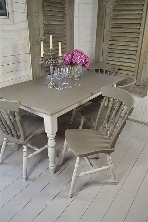 shabby chic dining room table and chairs 1000 ideas about shabby chic dining on shabby