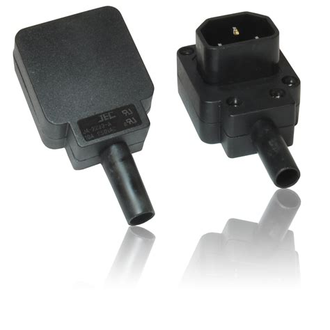 90 Degree Iec Cable by 90 Degree Deg Iec C14 C13 Kettle Lead Connector