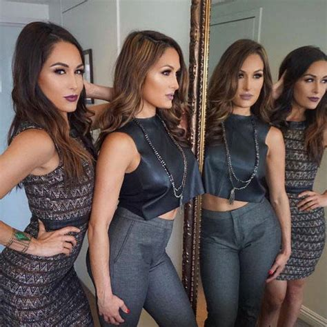 brie bella house nikki and brie bella describe total bellas spinoff as chaos under one roof with
