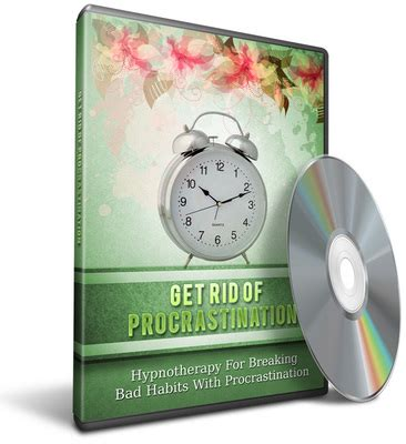 Get Rid Of Procrastination by Procrastination With Mrr Alternative