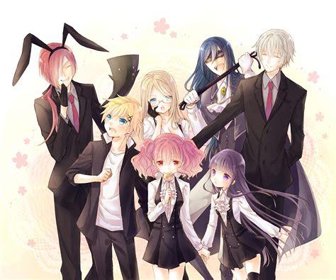 inu boku ss inu x boku ss anime a for anime