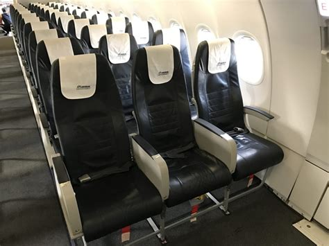 do exit row seats recline on american airlines greek for points review of aegean airlines business class