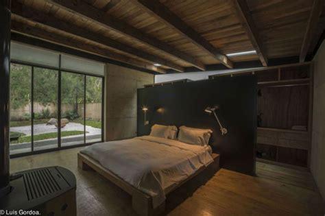 slaapkamer inrichten hout natuurlijke stoere slaapkamer interieur inrichting