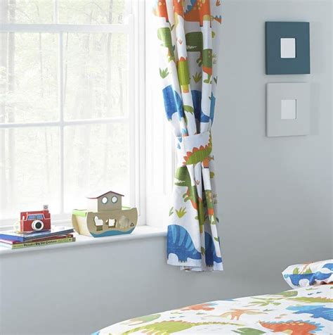 boys dinosaur curtains 17 best images about boys room on pinterest boy