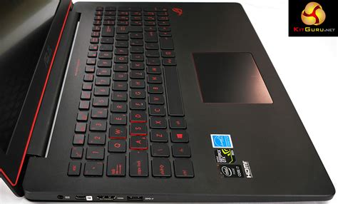 How To Boot From Usb On Asus Rog Laptop asus rog g501jw laptop review kitguru