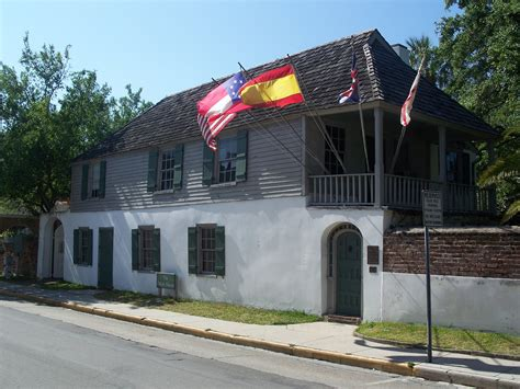 the house st augustine 10 historic houses everyone in florida must visit