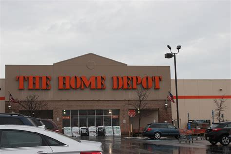 projects home depot fishkill ny