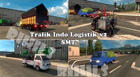 Uk Truck Simulator Ukts Mod Indo haulin uk truck simulator ets 2 mod ukts mod indonesia