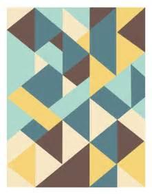 mid century geometric patterns sixties art mid century posters retro art print retro