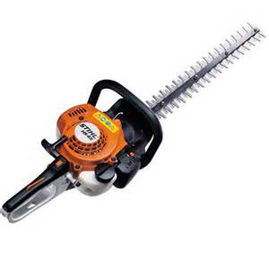 stihl hs45 hedge trimmer 24 bar masseys