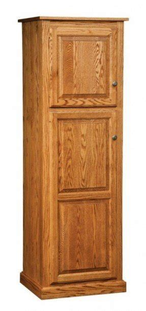 Oak Pantry Storage Cabinet Foter Oak Kitchen Pantry Storage Cabinet