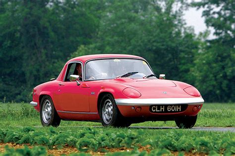 lotus elan s3 s4 coupe 1965 1971 specifications