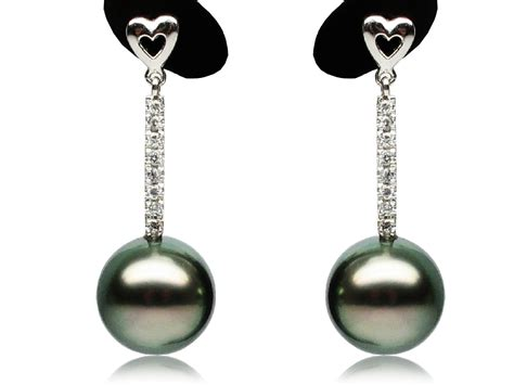 eunice tahitian pearl earrings 14k gold lz32487646a