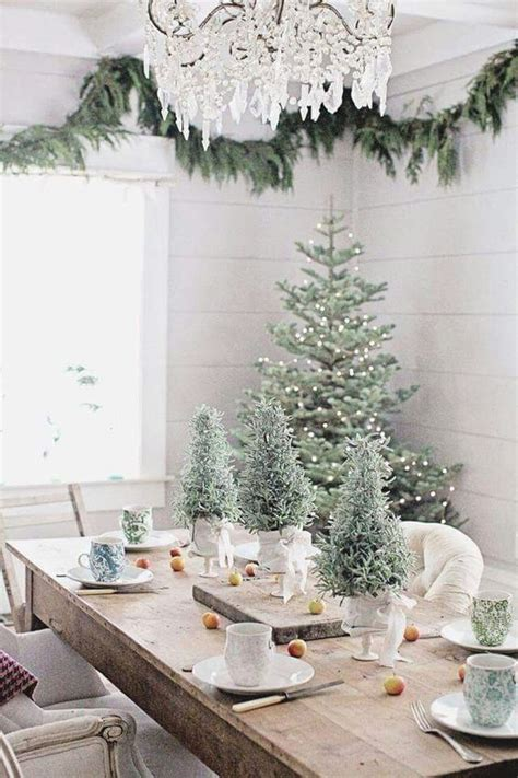 xmas tree table arrengment images top table settings celebration all about