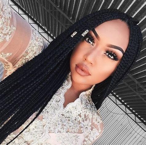 Gorgeous @elenitekeste   Black Hair Information