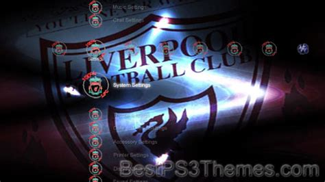 Ps4 Themes Liverpool | liverpool fc best ps3 themes